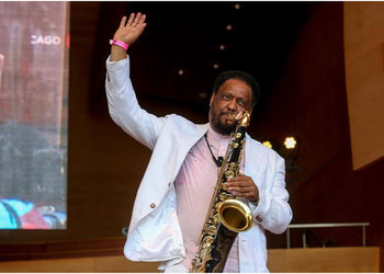 Chico Freeman in Bad Ischl