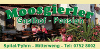 Gasthof - Pension Moosgierler - Mitterweng