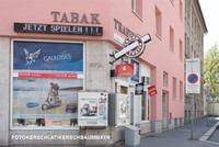 Der Tatort in Linz