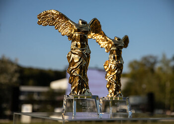 The Golden Nica of the Prix Ars Electronica