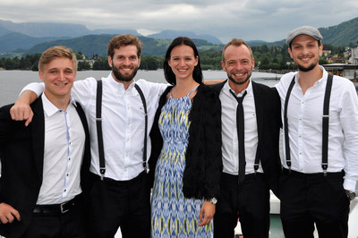 The White Hats feat. Theresa Fellner in Altmünster